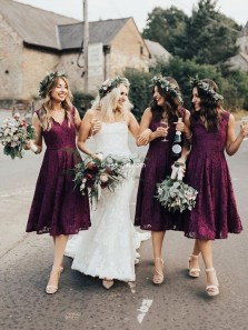 10 Bridesmaid Dress Ideas for Fall