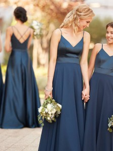 10 Winter Bridesmaid Dresses That Your Besties Won't Be Totally Shivering In