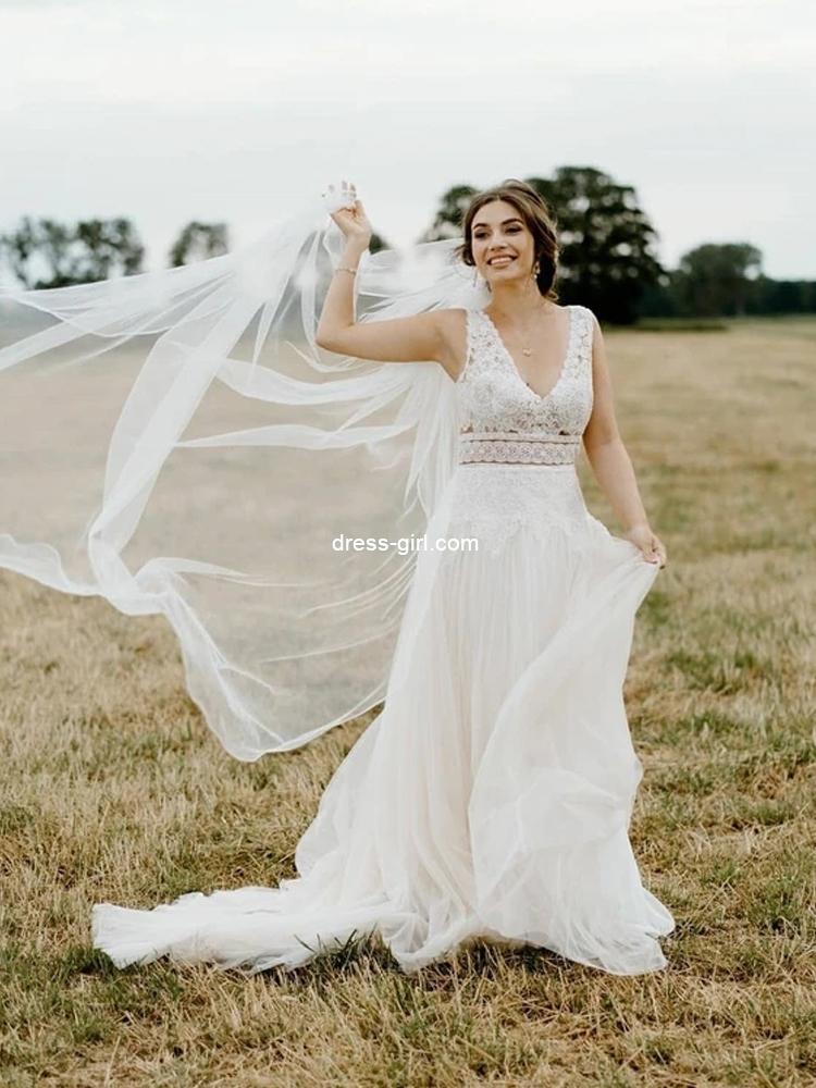 10 Gorgeous Spring Wedding Dresses for you—Dress-girl.com